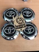 Крышки Toyota на ЦО дисков [BaikalWheels]