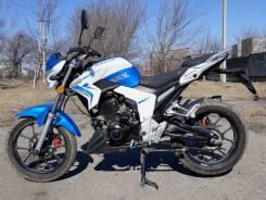 Мотоцикл Regulmoto SK200-10А, 2017