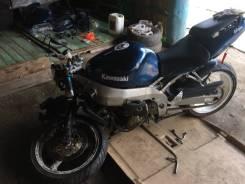 Kawasaki ZX9R Разбор