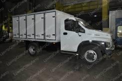 ГАЗ ГАЗон Next. Автофургон хлебный ГАЗон Некст / С41R13 / С41R33 (160-270 лотков), 4 430куб. см., 4 420кг., 4x2