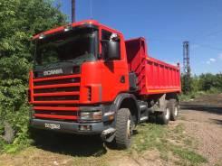 Scania. Продам Скания 6х6, 11 700куб. см., 25 000кг., 6x6