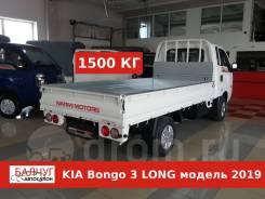 Kia Bongo III. KIA Bongo III 3 (4WD) 2019 King Cab Новинка! Кузов 3м.40см, 2 500 куб., 2 500куб. см., 1 500кг., 4x4