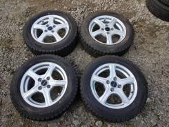 """Колёса Dunlop Winter Maxx 175/65R14. 5.5x14"""" 4x100.00 ET39 ЦО 73,1мм."""