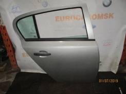 Дверь боковая. Opel Astra, L48