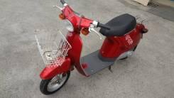 Honda Eve Smile. 49куб. см., исправен, без птс, без пробега