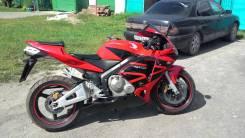 Honda CBR 600RR, 2004