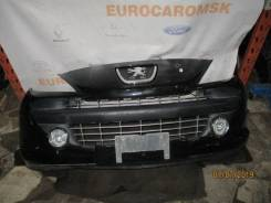 Бампер. Peugeot 207, WA, WB, WC, WK DV6TED4, EP3C, EP6, EP6C, EP6DT, EP6DTS, ET3J4, TU3A
