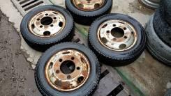 Dunlop SP LT 01. зимние, без шипов, 2005 год, б/у, износ 40%