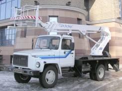 ГАЗ 3309. КЭМЗ ТА-22 автогидроподъемник на шасси ГАЗ-3309 (новый), 22,00м.