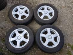 """Зимние колёса 185/65R15 Toyo 4.100+4.114.3R15. 6.0x15"""" 4x100.00, 4x114.30 ET38 ЦО 73,1мм."""