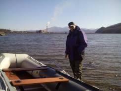 Продам надувную лодку ПВХ Forward MX 360 FL.