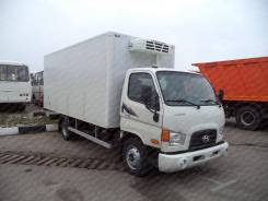 Hyundai HD78. Автофургон рефрижератор с ХОУ Dongin Thermo DM-100HN, 4х2, 4 775 кг., 4x2