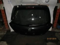 Дверь багажника. Peugeot 207, WA, WB, WC, WK DV6TED4, EP3C, EP6, EP6C, EP6DT, EP6DTS, ET3J4, TU3A