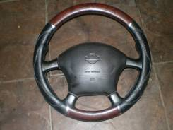 Руль с подушкой на Nissan Primera