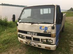 Isuzu NHR, 1989
