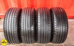 Michelin Pilot Sport 4. летние, 2017 год, б/у, износ 10%