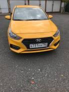 Сдам в аренду Hyundai Solaris 2019 1.6 под такси
