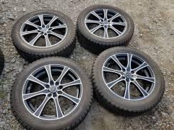 """Зимние колёса 195/55R16 Goodyear Ice Navi +4.100R16. 6.0x16"""" 4x100.00 ET43 ЦО 73,1мм."""