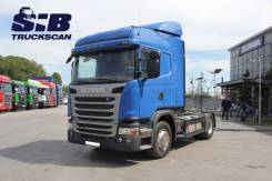 Scania G440. Продается седельный тягач 4X2 2015 г. в., 13 000куб. см., 20 000кг., 4x2