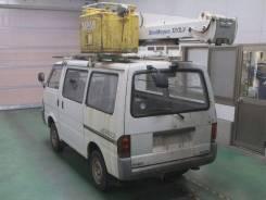 Автовышка на базе автобуса Mazda Bongo
