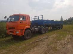 КамАЗ 53504-46, 2018
