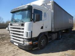 Scania P114. Год выпуска 2001, 11 000кг., 4x2