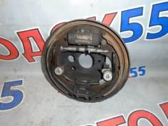Механизм стояночного тормоза. Toyota Starlet, EP91 4EFE
