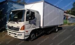 Hino 500. HINO 500 Фургон изотермический, 7 684куб. см., 7 810кг., 4x2