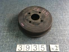Барабан тормозной задний №3935
