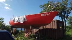 Парусная яхта, обмен авто мото.