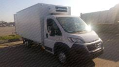 Fiat Ducato. Автофургон рефрижератор с ХОУ Dongin Thermo DM-100HN, 4х2, 2 287 куб. см., 4x2