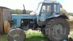 МТЗ 80, 1991