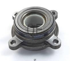 Ступица Комплект FR LC200 LX570 07 ABS Quattro Freni QF10D00003, правая передняя