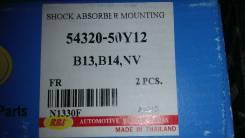 Опора передней стойки к-т RBI N1330F Nissan Pulsar Almera Sunny. Nissan: Wingroad, 100NX, Sunny California, Sentra, Lucino, Presea, NX-Coupe, Rasheen...