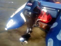 Лодочный мотор Сузуки DF-20