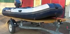 Продам лодку (ПВХ) Shturman Max 380 в Иркутске