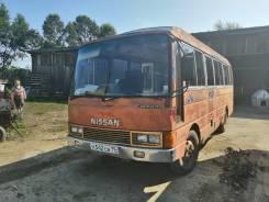 Nissan Civilian. Продам рабочий автобус ниссан цивилян, 24 места