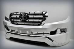Комплект рестайлинга передний TLC 200 2007-2015 стиль Exclusive 2016