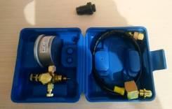 Клапан с набором для заправки гидромолота азотом