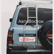 Лестница Toyota LAND Cruiser 80 (1992-1997) нержавейка