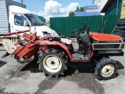 Yanmar F155. Продам мини трактор yanmar, 15 л.с.