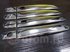 Накладки на ручки Toyota Corolla Axio/Fielder 160 Нержавеющая сталь
