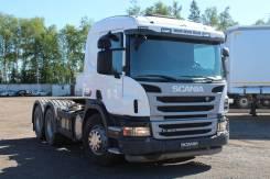 Scania P400. , 12 000куб. см., 28 100кг., 6x4