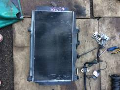 Радиатор охлаждения двигателя Toyota Succeed NLP51