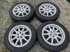 Литые диски на 15. 5/100 Bridgestone. 4 шт (Т1548)