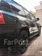 Фендера (расширители арок) Khann Toyota Land Cruiser 200/LC200