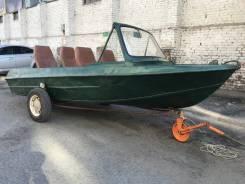 Продам Лодку Крым с документами в хорошем состоянии, Доставка.