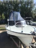 Моторная лодка Амур-М