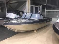 Лодка Тактика Т-460 + Лодочный мотор Tohatsu MFS 60 в Барнауле