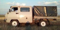 УАЗ 39094 Фермер. УАЗ Фермер, 2 890куб. см., 750кг., 4x4